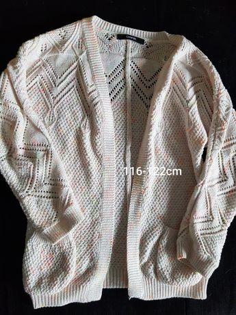 Narzutka sweter 116-122