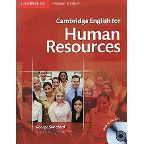 English for Human Resources + vocabulary + teachers notes+Working  PDF
