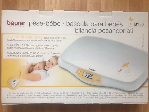 Весы детские BEURER BY 80