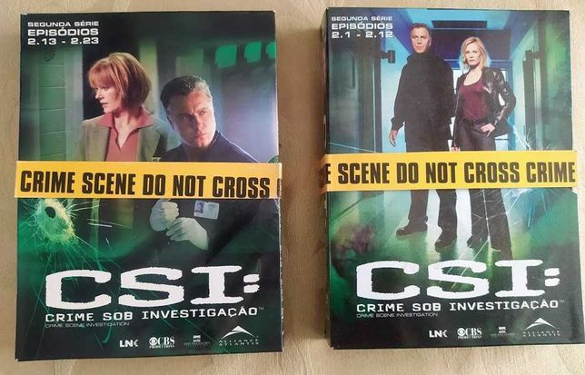 CSI - Temporada 2