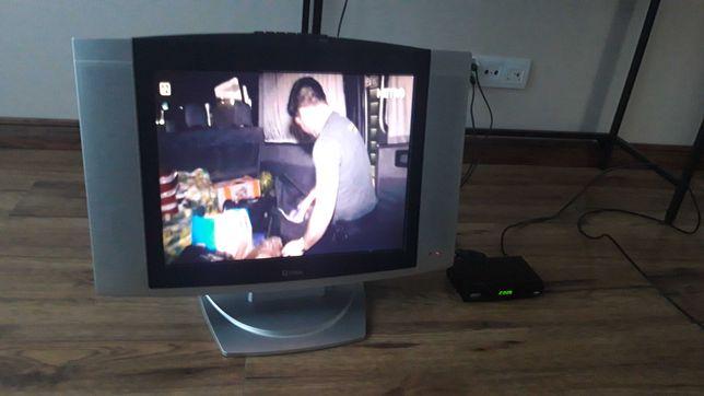 Tv Lcd  Funai 20 cali + dekoder Okazja