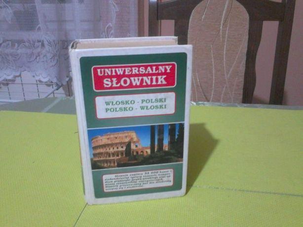 Słownik polsko-włoski i włosko-polski