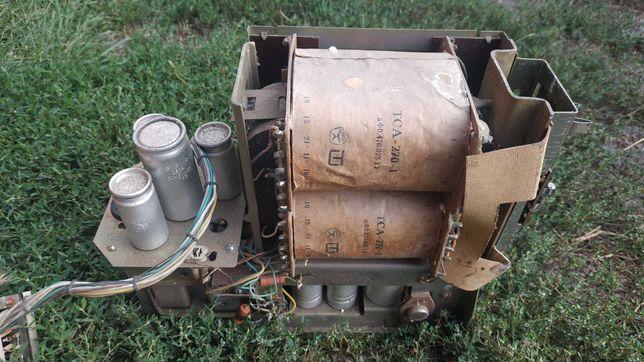 Трансформатор ТСА 270-1 с блоком питания + Дросель 5-0.08