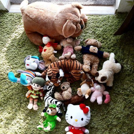 Kitty. тигр.мягкие игрушки,машины пластмассовые большие