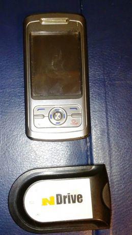 Smartphone com GPS N DRIVE