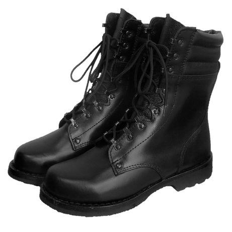 BUTY WOJSKOWE nowe skóra natural skoczki desanty obuwie taktyczne