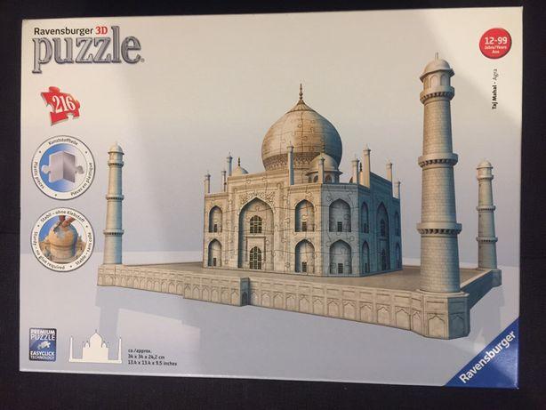 Puzzle 3d Taj Mahal 216 ekementów