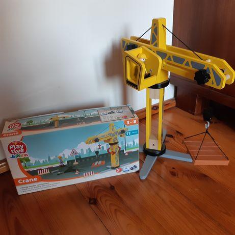 Żuraw dźwig zabawka dla dziecka