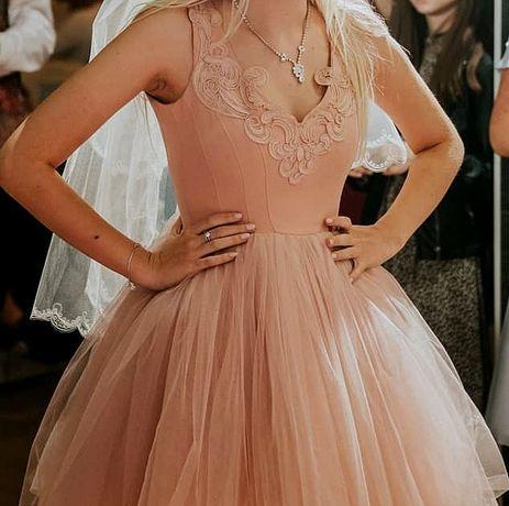 Zjawiskowa sukienka LOU CLAUDIA XS