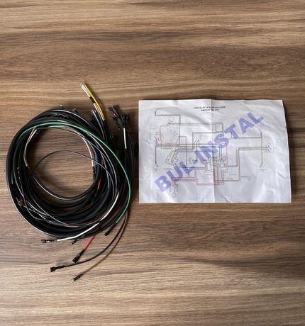 NOWA POLSKA instalacja elektryczna SIMSON S50 / S51 KOMPLETNA