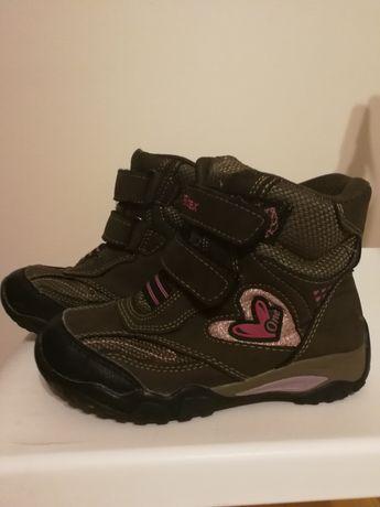 Buty zimowe dziewczęce DEItex r. 28