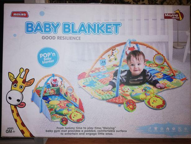 Развивающий коврик Baby Blanket 0+