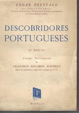 Descobridores Portugueses, por Edgar Prestage