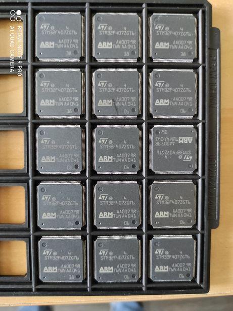 STM32F407ZGT6 QFP144