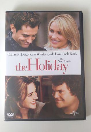 Film na dvd Holiday - klasyka filmów romantycznych