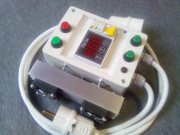 РМ2.Регулятор мощности для освещения и дистилляции.6,5квт.Диммер РМ-2М