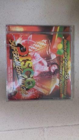 DISCO super Mega Mix 36 musicas portuguesas SELADO