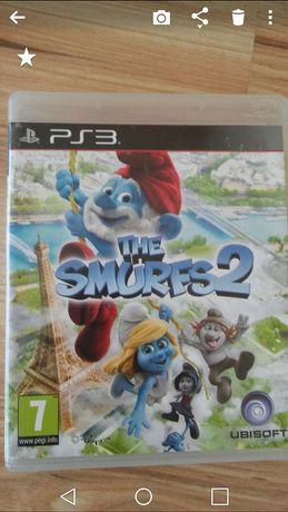 Ps3 gra the Smurfs 2