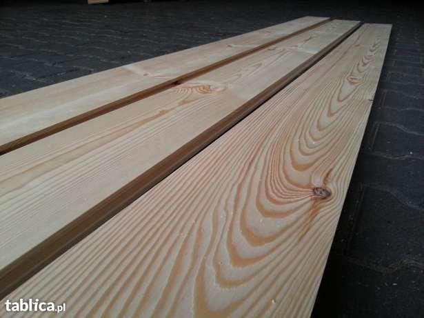 Szeroka deska podłogowa sosnowa (CENA BRUTTO)
