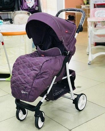Детский прогулочная коляска Carrello Quattro