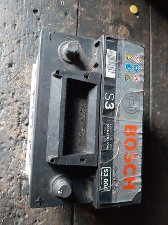 Akumulator bosch 500A 53Ah stan bdb