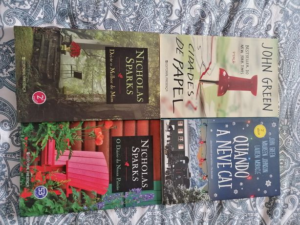 Livros- vários autores