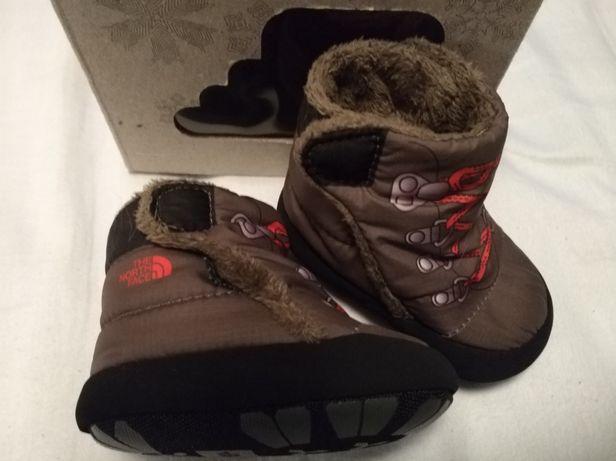 PROMO! The North Face Nowe niechodki zimowe butki botki kozaczki