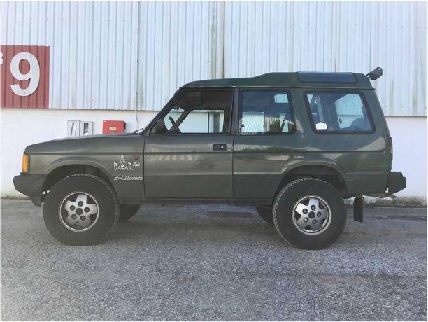Land Rover Discovery 200 de 7 lugares