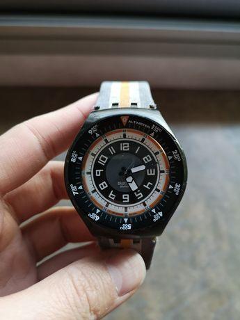 Relógio Swatch Mountain - Altímetro