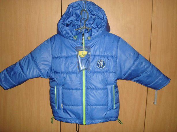 Демисезонная куртка на рост 98 см