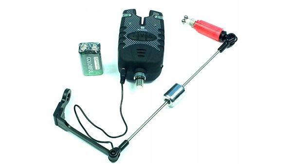 Sygnalizator rumpol jha-635 + swinger z diodą led
