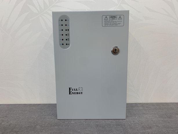 ХИТ PoE 48в 12в Бесперебойный блок питания ББП для iP видеонаблюдения