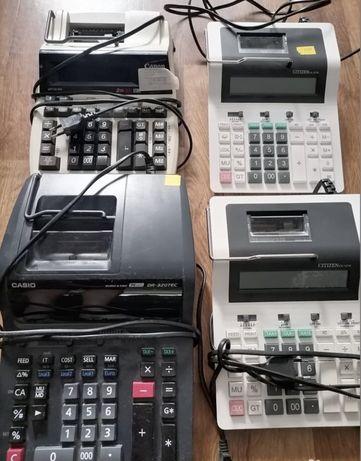 Печатающие калькуляторы Citizen 355dp3
