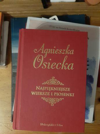 """Agnieszka Osiecka """"Najpiękniejsze wiersze i piosenki"""""""