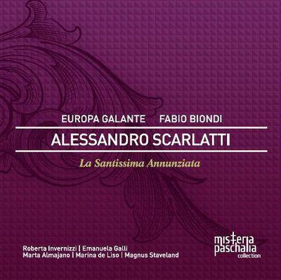 Alessandro Scarlatti Europa Galante Fabio Biondi