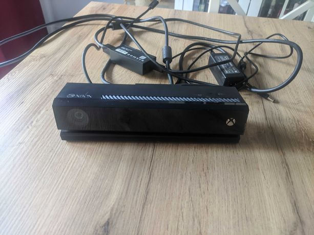 Kinect xbox one + adapter do xbox one s/x