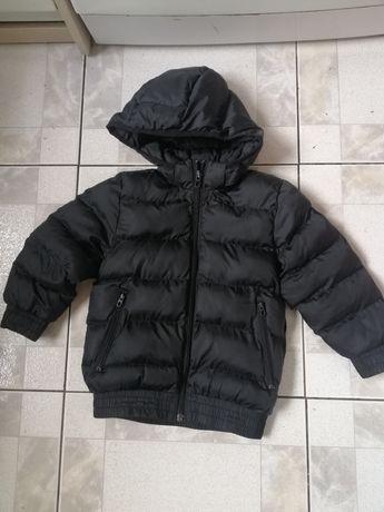 Детская стеганая демисезонная курточка Adidas рост 98-104 см оригинал