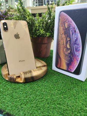 IPhone XS 256 gold Neverlock Гарантия до 12 мес Магазин