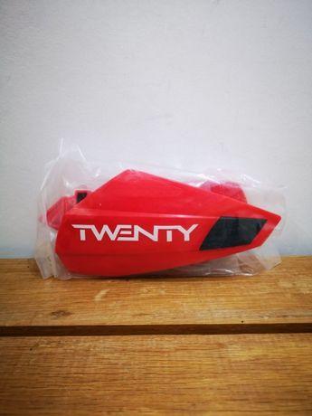 Twenty Vapor Handguards - Red - Proteção mãos (NOVO)