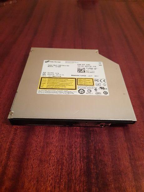 Оптичний привід для ноутбука DVD-RW, GT32N, SATA Slim,