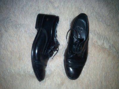 Туфлі шкіряні для хлопчика