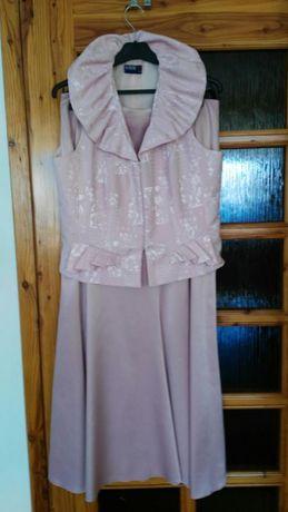 Garsonka, kostium, komplet roz.44/46