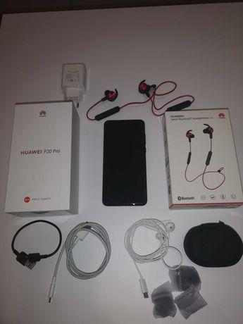 Telefon Huawei P20 Pro + gratis słuchawki bezprzewodowe Huawei AM61