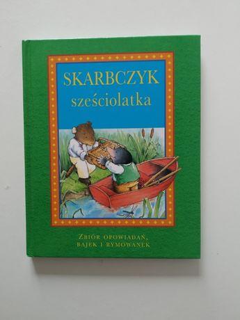 Książka dla dzieci Skarbczyk sześciolatka