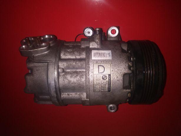 bmw x3 e83 2.0D 150km e46 lift 320d 318d sprężarka kompresor klimy