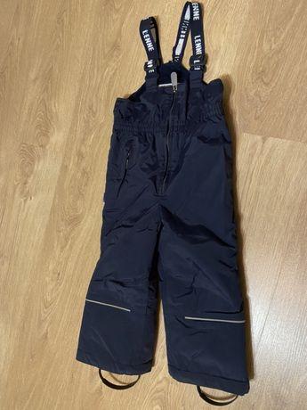 Полукомбинезон Lenne 92см, штаны зимние