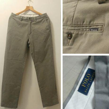 RALPH LAUREN   POLO   spodnie   32/32   idealne