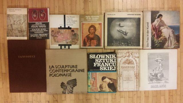 Książki o sztuce