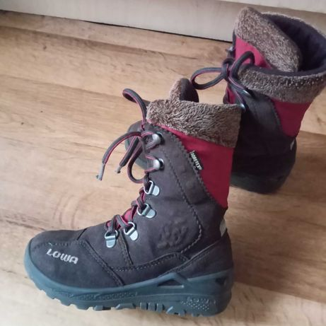 ботинки Lowa Gore-Tex