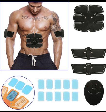 Estimulador abdominal kit six pack